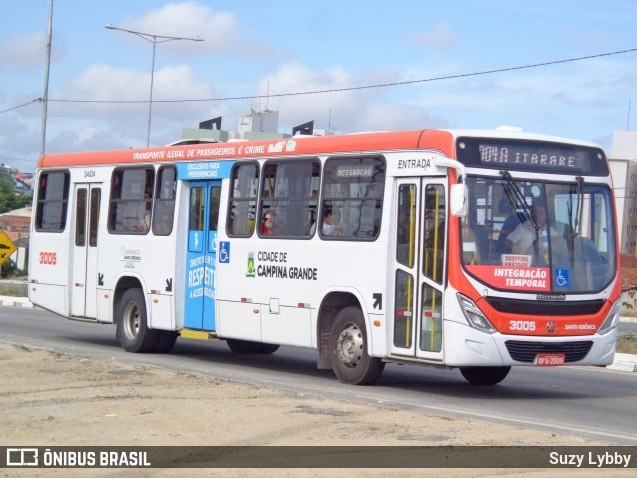 Campina Grande: Liminar garante circulação do transporte de ônibus no final de semana