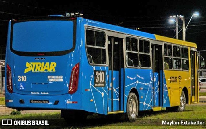 PR: Araucária anuncia novo serviço TRIAR com mais ônibus novos