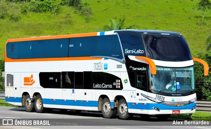 Expresso União lidera venda de passagens no trecho Belo Horizonte x Brasília neste fim de semana
