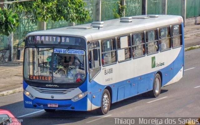 PA: Ônibus tem incêndio em motor e assusta passageiros em Marituba na Grande Belém - Vídeo - revistadoonibus