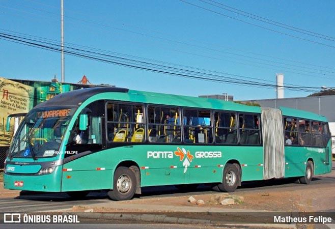 PR: Ponta Grossa realiza mudanças em 62 linhas de ônibus neste sábado
