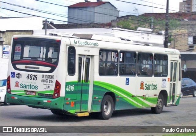 SP: Rodoviários de Santos paralisam o transporte devido demissões na cidade