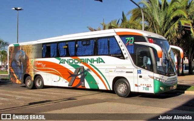 SP: Viação Andorinha abre vaga para motorista em Presidente Prudente - revistadoonibus