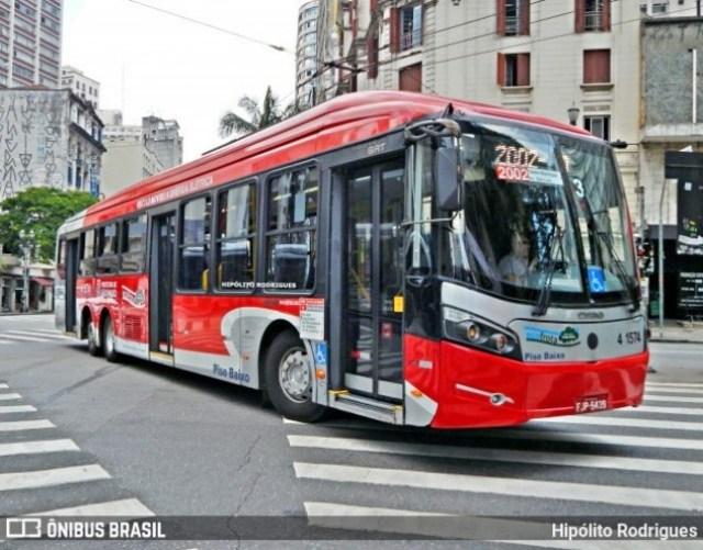 São Paulo informa que ônibus a diesel substituirão trólebus na linha 2290/10 nesta terça-feira - revistadoonibus