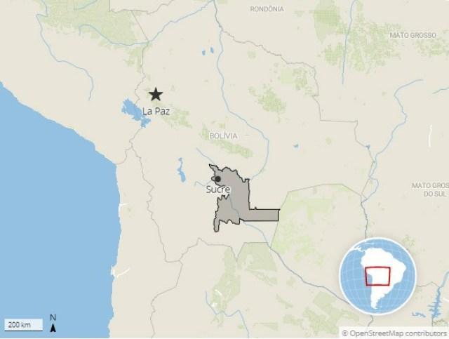 Bolívia: Ônibus cai de penhasco e deixa 34 mortos em Chuquisaca - revistadoonibus