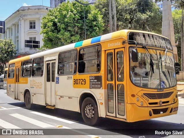 Salvador: Assalto em ônibus da Plataforma Transportes deixa um morto e cobrador ferido