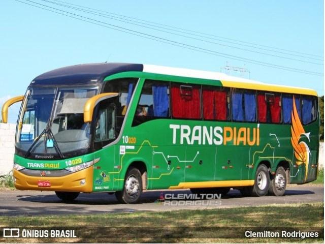 Viação Transpiauí muda sua identidade visual e chama a atenção de clientes - revistadoonibus