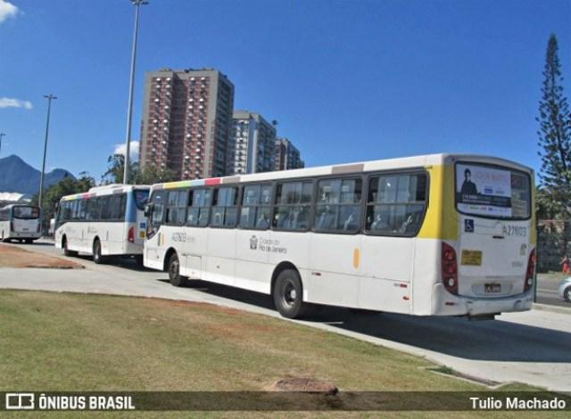 Rio: Viação Vila Isabel entra em recuperação judicial - revistadoonibus