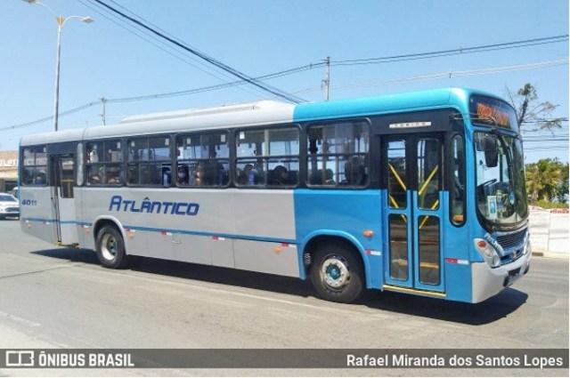 BA: Motorista de ônibus bate em muro após se sentir mal em Itabuna neste domingo - revistadoonibus