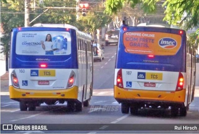RS: Santa Cruz do Sul fará pesquisa sobre o transporte - revistadoonibus