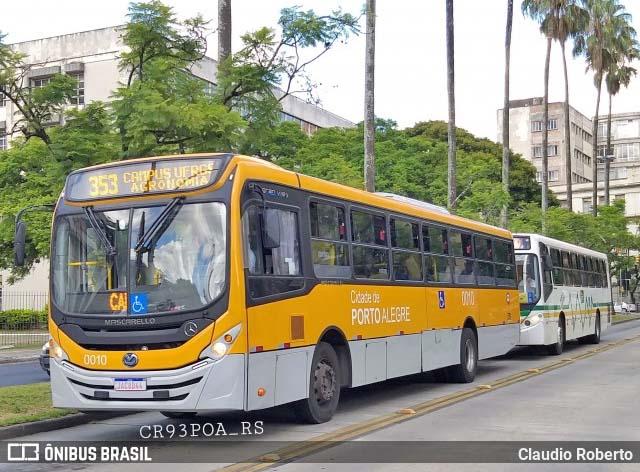Prefeito de Porto Alegre recebe diretoria da Carris e Sindicato dos Rodoviários para debater crise no transporte - revistadoonibus