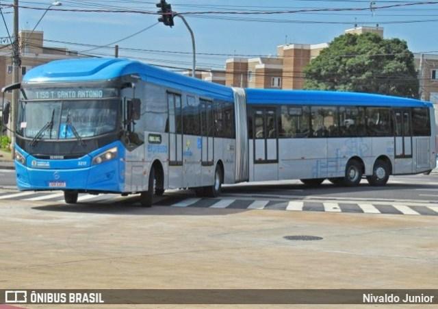SP: Sorocaba se destaque no cenário nacional com o transporte coletivo - revistadoonibus