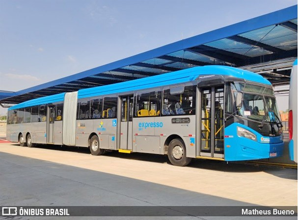 SP: Sorocaba se destaca no cenário nacional com o transporte coletivo
