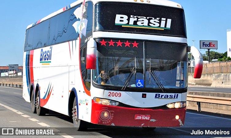 SP: Policia Civil de Rio Claro deve ouvir motorista do ônibus da TransBrasil nesta terça-feira