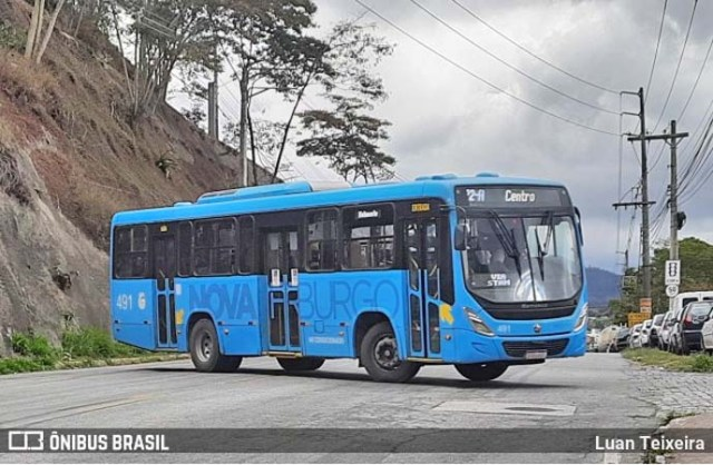 Grupo Itapemirim informa que assumirá em breve o transporte urbano em Nova Friburgo/RJ - revistadoonibus