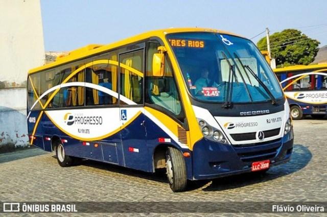 RJ: Viação Progresso abre vaga para motorista em Vassouras - revistadoonibus