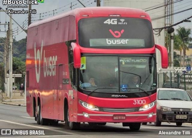 MS: Fiscalização da Agepan apreende dois ônibus da Buser na BR-262 - revistadoonibus