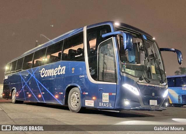 Vídeo: Conheça detalhes do novo Busscar Vissta Buss 360 Scania da Viação Cometa