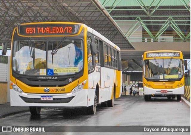 Manaus: Empresa Global Green pode anunciar fechamento nos próximos dias anuncia site - revistadoonibus