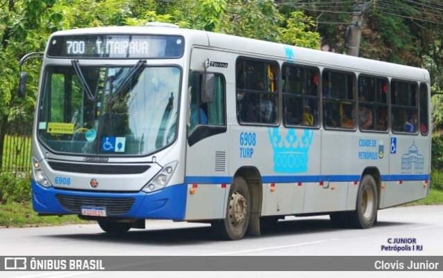 RJ: Petrópolis proíbe empresas de ônibus de alterar horários das linhas em dias com ponto facultativo na cidade - revistadoonibus