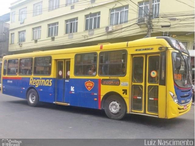RJ: Auto Viação Reginas retoma linha que liga Itaguaí até Piraí - revistadoonibus