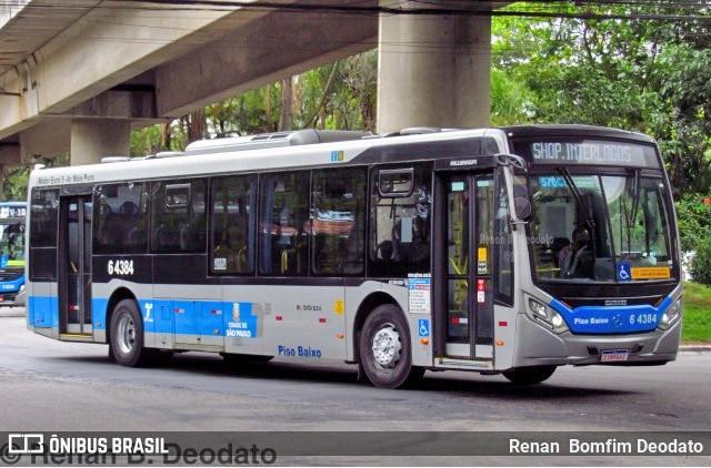 STJ suspende decisão que anulou concessão de 52 linhas de ônibus em São Paulo