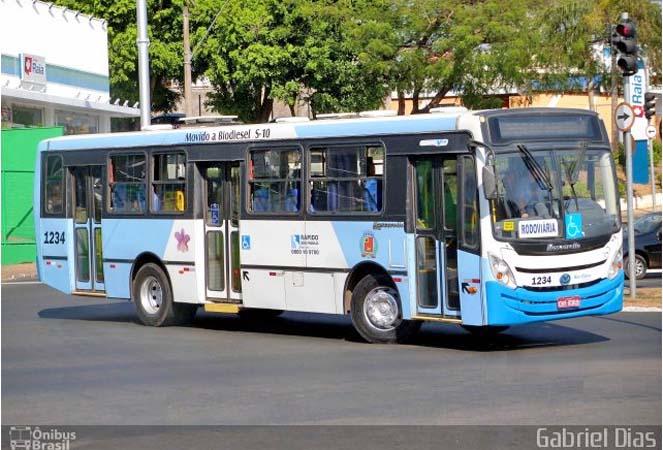 SP: Rio Claro anuncia ampliação de horários das linhas de ônibus do Jardim Novo