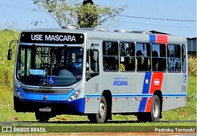 PR: Idoso acaba preso ao recusar usar máscara em terminal de ônibus e ameaçar fiscal em Apucarana