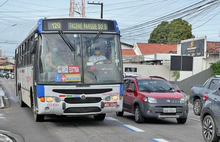 João Pessoa autoriza transporte escolar e de turismo a usarem faixas exclusivas de ônibus