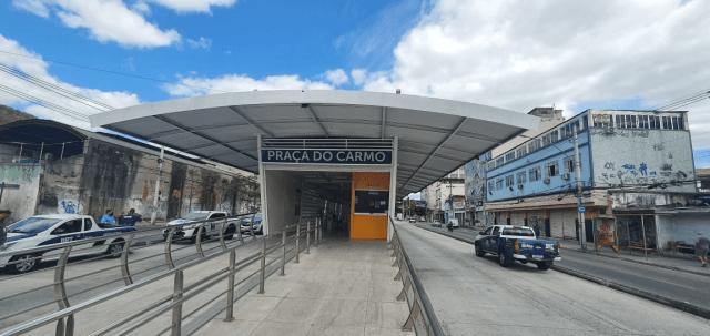 BRT Rio reabre duas estações no corredor Transcarioca - revistadoonibus