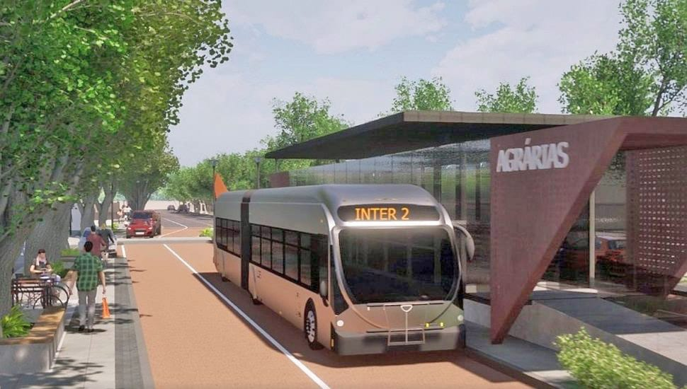 Curitiba: Ônibus elétricos e intermodalidade redesenham a lógica do transporte