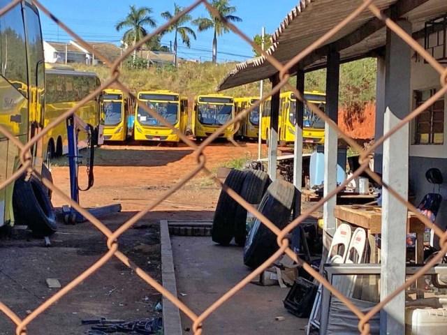 SP: Justiça determina apreensão de ônibus da Prudente Urbano por falta de pagamento do financiamento - revistadoonibus