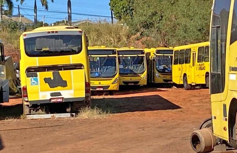 SP: Justiça determina apreensão de ônibus  da Prudente Urbano por falta de pagamento do financiamento