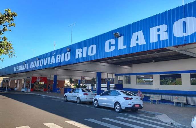 SP: Homem acaba preso após assaltar guichê  na Rodoviária de Rio Claro