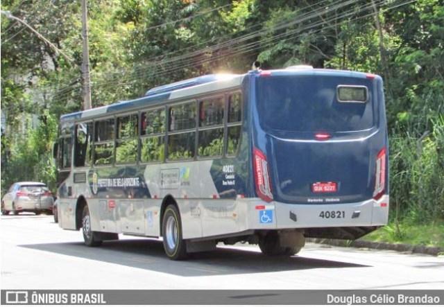 Belo Horizonte: Colisão entre dois ônibus deixa dez feridos na Avenida Cristiano Machado - revistadoonibus
