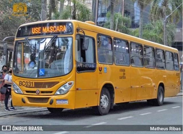 Curitiba: Linha Rua XV/Barigui muda de nome e ganha integração com o Bairro Alto - revistadoonibus