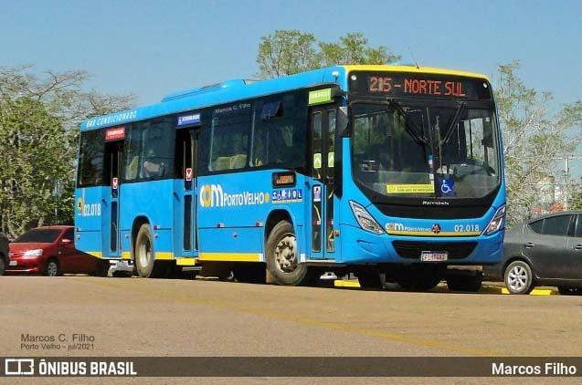 Porto Velho: Tarifa de ônibus aumenta para R$ 2 nesta terça-feira (10)
