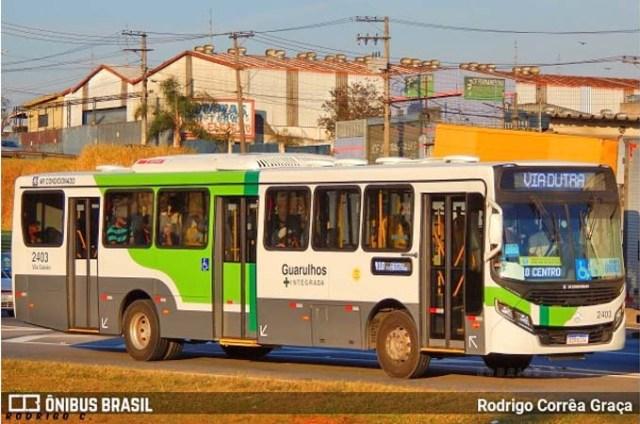 SP: Guarulhos incorpora 50 ônibus com ar-condicionado na frota municipal - revistadoonibus