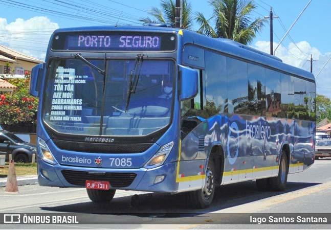 BA: Passageiros reclamam de ônibus lotados no trecho Porto Seguro x Santa Cruz Cabrália