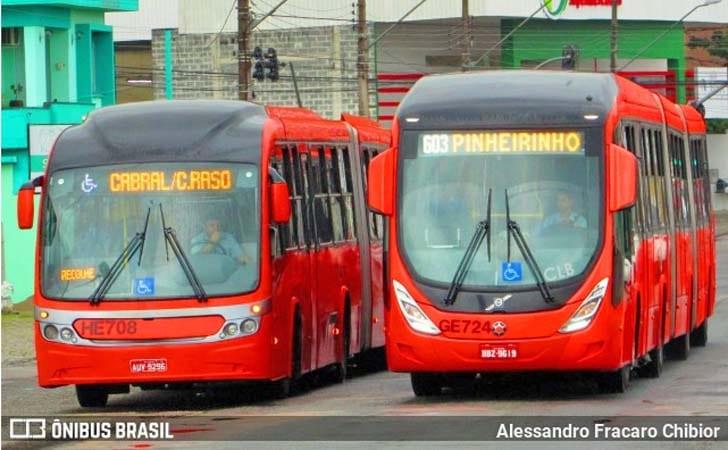 Curitiba: Câmara Municipal vota campanha permanente contra assédio nos ônibus