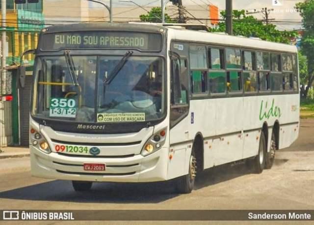 Manaus: Bandidos assaltam ônibus na Avenida Nilton Lins - revistadoonibus