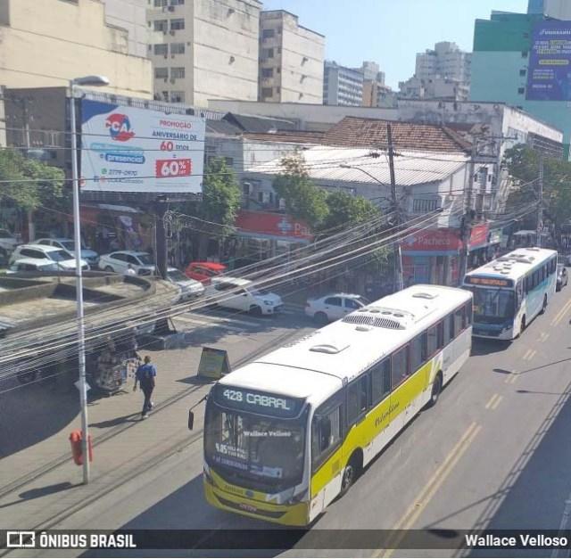 RJ: Motorista da Viação Nilopolitana morre após passar mal em Nova Iguaçu - revistadoonibus
