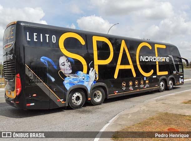 Expresso Nordeste aposta alto escalando   Leito Total na Brasília x São Paulo x Brasília