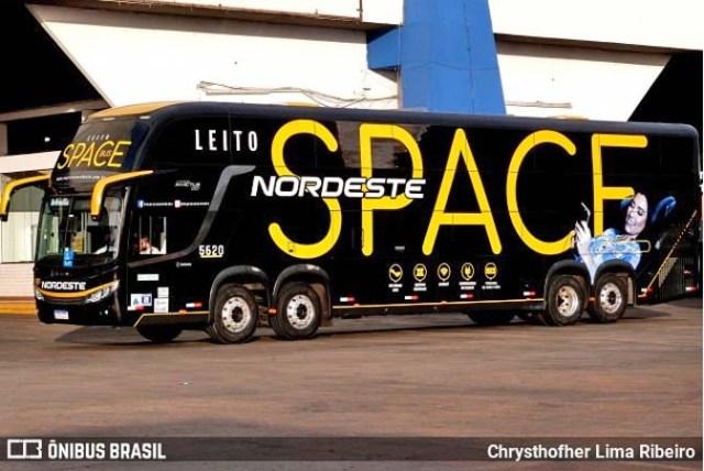 Expresso Nordeste aposta alto escalando Leito Total na Brasília x São Paulo x Brasília - revistadoonibus