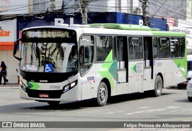 BA: Rodoviários de Feira de Santana podem paralisar na próxima semana - revistadoonibus