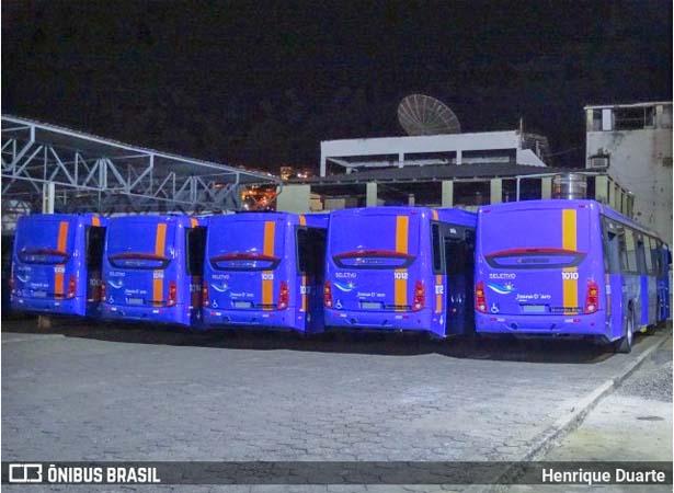 ES: Viação Joana D´arc renova com ônibus urbano Torino S para operação em Colatina