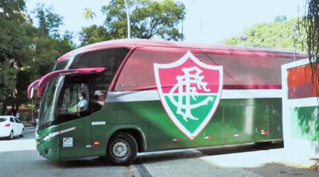 Vídeo: Aguia Tricolor estreia hoje com jogo de decisão no Maracanã - revistadoonibus
