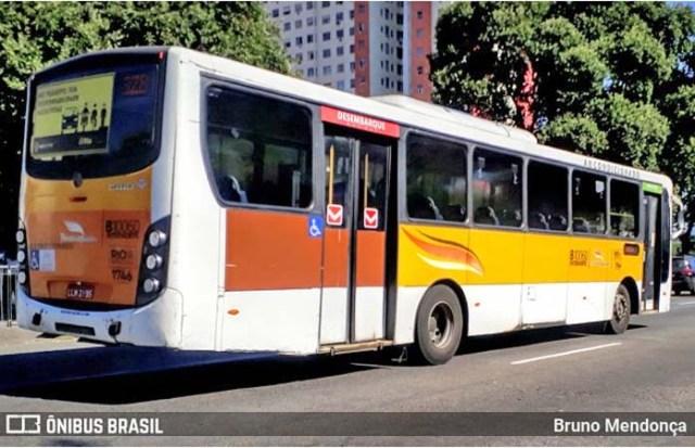 Rio: Motorista da Transportes Paranapuan é mordido por rato dentro do ônibus - revistadoonibus