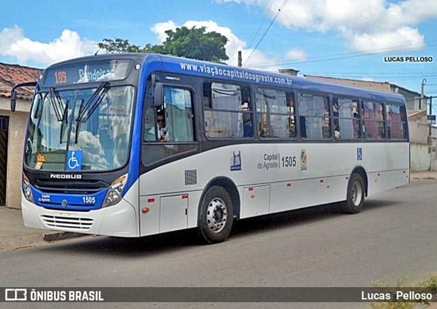 PE: Caruaru faz desvio provisório da rota de ônibus no Bairro Cidade Jardim