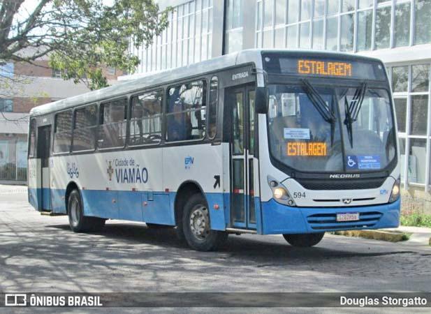 RS: Câmara Municipal de Viamão autoriza subsídio de R$ 5 milhões para o transporte